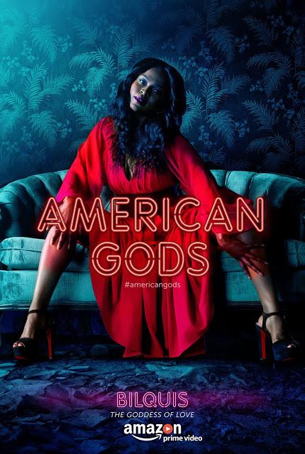 American Gods Dizisinden Yeni Posterler